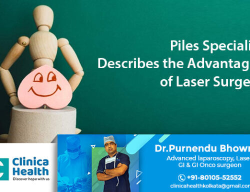 Piles Specialist Describes the Advantages of Laser Surgery